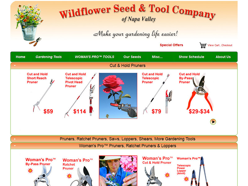 Wildflower Seed Company