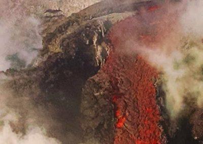Hawaiian Lava Kilauea 2017